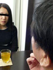 悩みのある人妻と中出しセックス 江口美沙