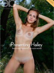 Hailey: Presenting Hailey by Alex Matiss : Hailey